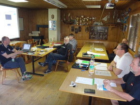 Wettfahrtleiter und Jury Schulung 2021