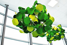 Green Furniture LEAF LAMP