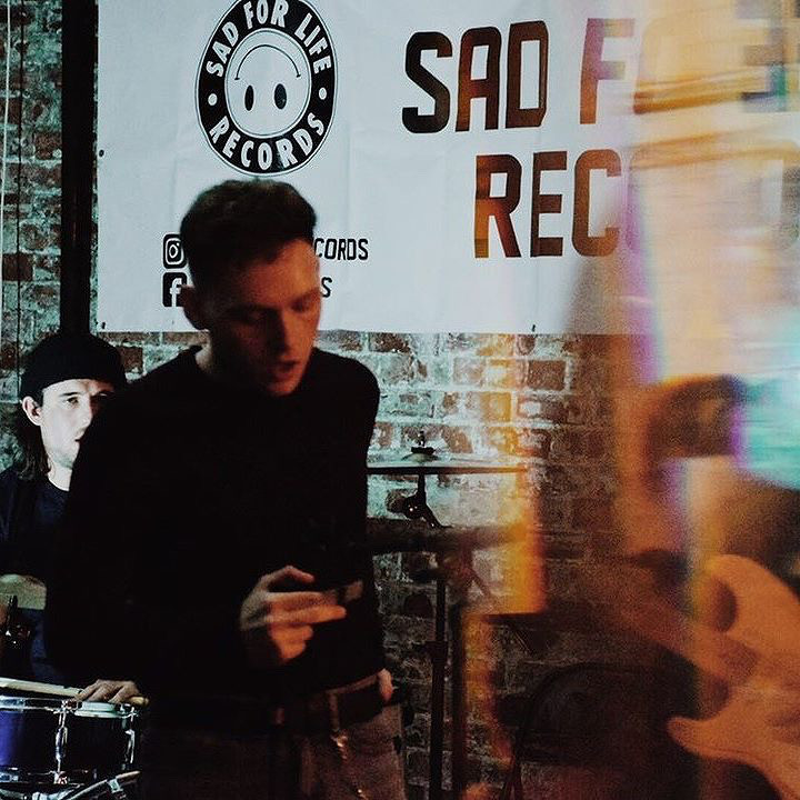 Laurens Court live at Sad For Life Warehouse Party