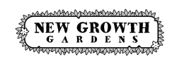 New Growth Gardens Wordmark
