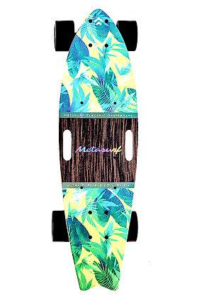 ULTRA PORTABLE2 ES-1電動滑板-熱帶狂歡款