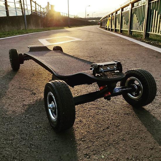 UPTURN ATG | 齒輪驅動越野電動滑板