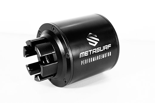 Metasurf Direct Drive Performance Motor