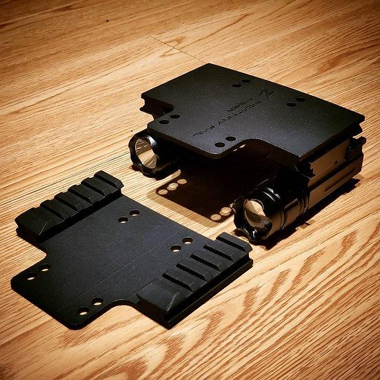SKATE TORCH滑板照明燈系統