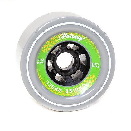 Metasurf 97mm電動滑板巡弋輪-幻影綠