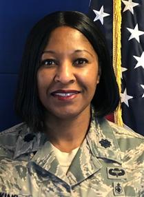 Lt Col Dawnkimberly Hopkins