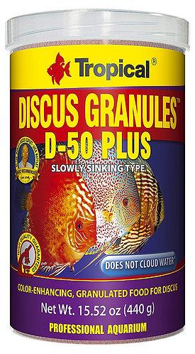TROPICAL DISCUS GRAN D-50 PLUS 15.52 oz