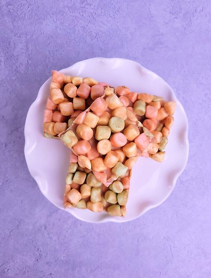 Peanut Butter Marshmallow Bars- 3 pack