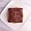 "Thumbnail: Inscription Brownie 4"" x 4"""