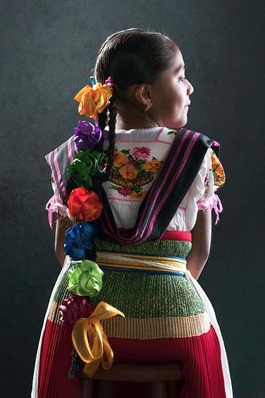 The Natives | Lizbet, Purépecha girl
