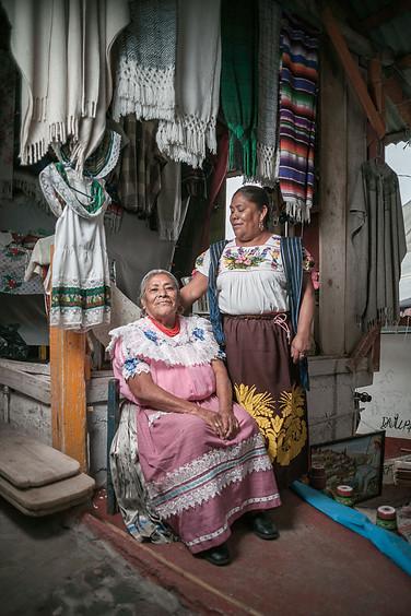 The Natives | Purépecha women