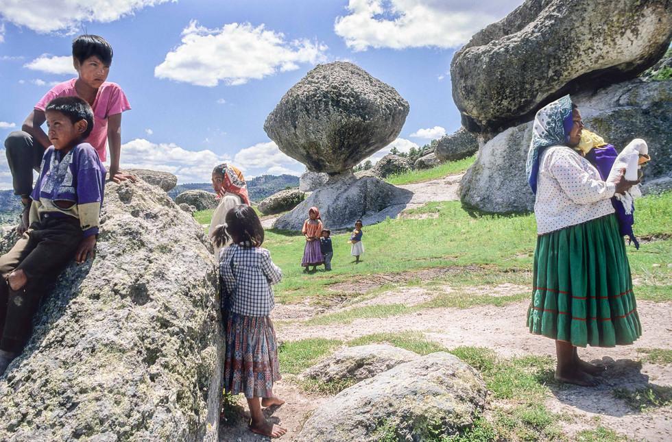 The Natives | Raramuri family