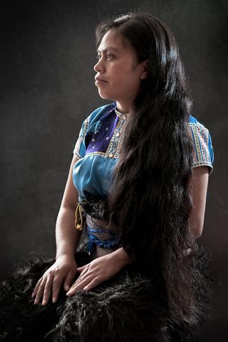 The Natives | Anita, Maya Tsotsil woman