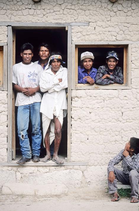 The Natives | Raramuri men