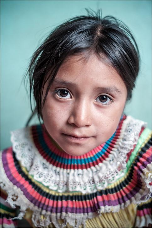 The Natives | Nahua girl