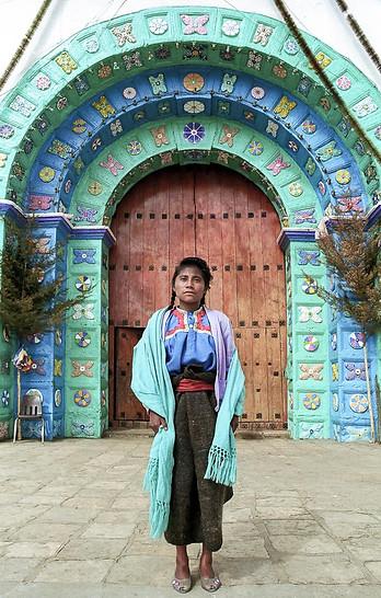 The Natives | Maya Tsotsil woman