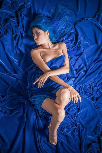 fotografia de boudoir y desnudo artistico