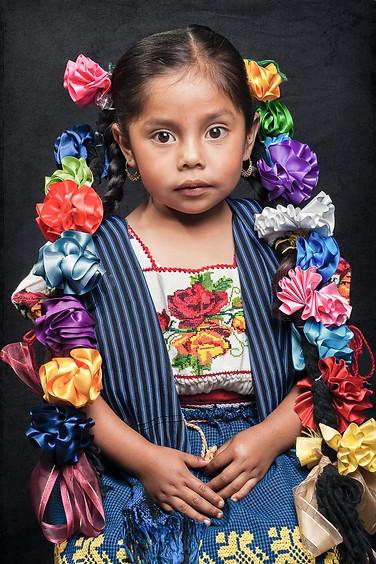 The Natives | Sofía, Purépecha girl
