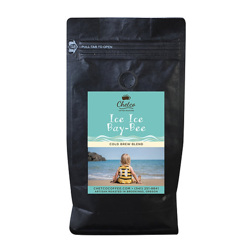 Ice-Ice Bay-Bee Cold Brew Roast 5lb Bag