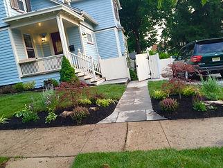 Masonry Sidewalk
