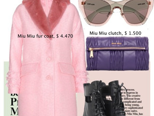 MIU MIU TOTAL LOOK