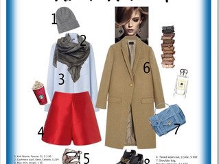 5 MINUTE OUTFIT IDEA