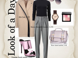 LOOK OF A DAY