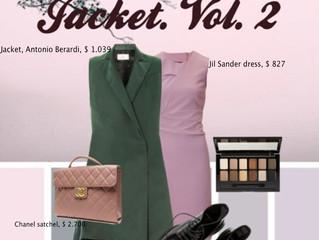 SLEEVELESS JACKET. VOL. 2