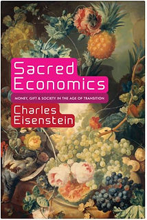 Sacred Economics Book Cover