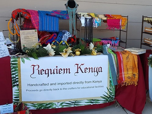 Guilds of Requiem Kenya Direct Genuine Masai Blankets
