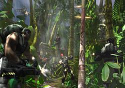 Jungle Action Scene Magazine Promo