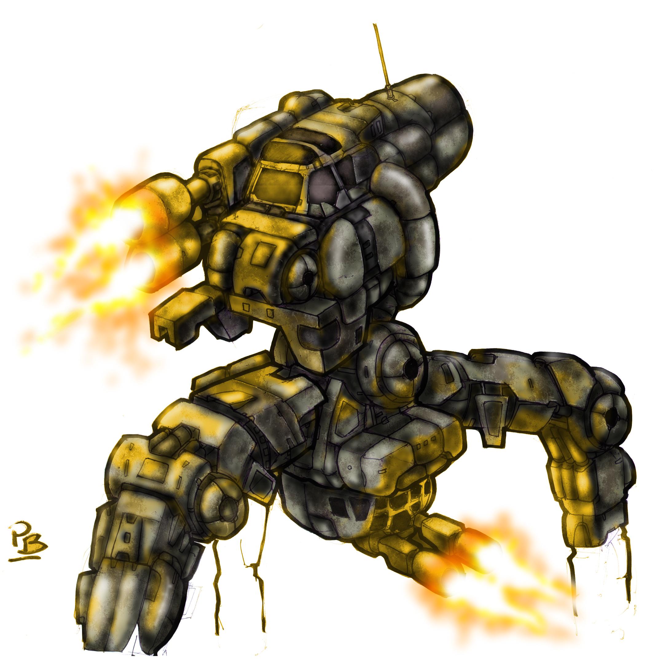 wrecker tripod2
