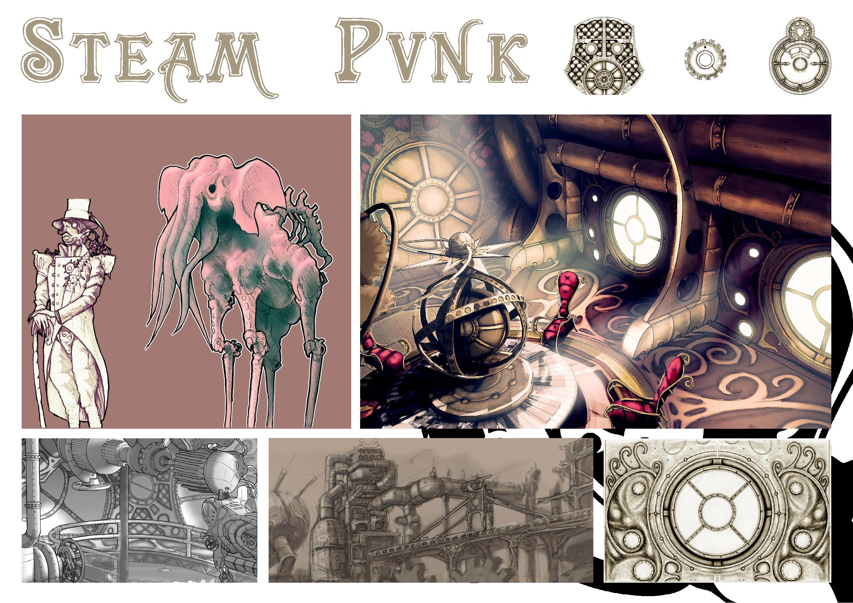 TRV_Steam Punk