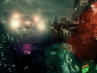 Yet More BR-2049 Cityscapes...