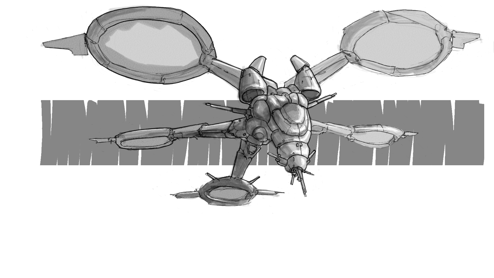 Flying vehicle Jam 2