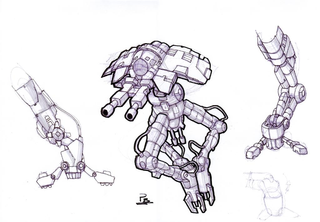 Wrecker Tripod Ideas Sheet