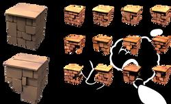 Tomb Platformer Blocks Default
