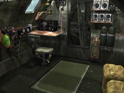 Radio Compartment