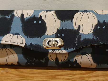 The Necessary Clutch Wallet!