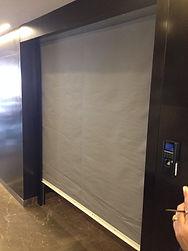Australian Fire Control Fire Curtain [Ke