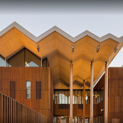 Marrickville Library Curtain Wall System
