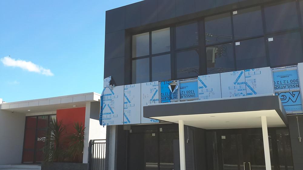 Fire Rated Glass Doors & Windows in Australia