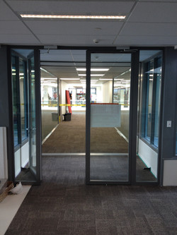 Fire Rated Glazed Doors