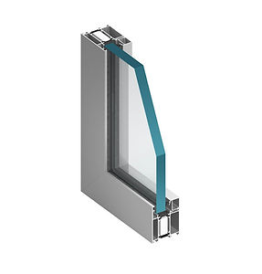 MB-60E EI Fixed Window