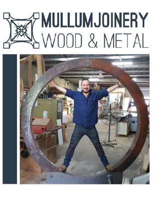 Mullum Joinery Wood & Metal - NEW Partner of RP Technik Australia