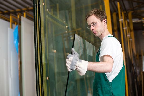 Hinged Glass Fire Doors
