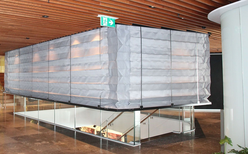 A guide to fire curtain requirements