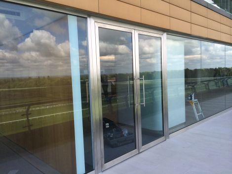 Curtain Walling and Doors Steel Profile AFC  1