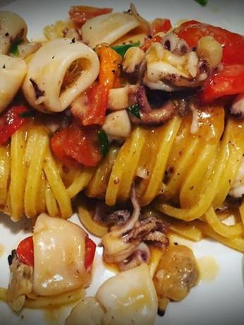 Spaghetto ai Calamari