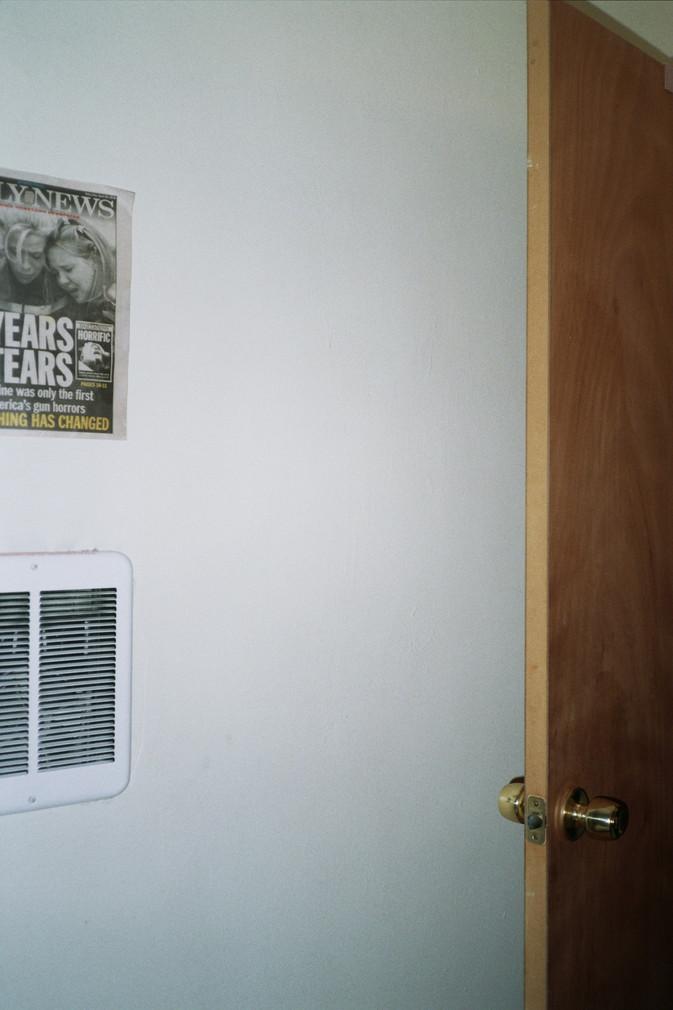 Dana's room